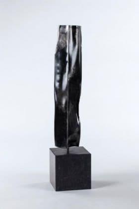 Gedenkobject: as urn, hoogte 60 cm